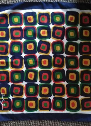 Брендовый платок шарф cornelia janes