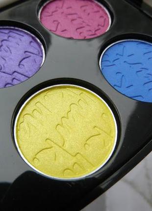 """Палетка теней для век """"насыщенный цвет"""" """"color crush"""""""