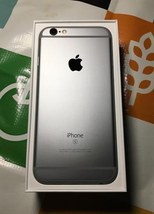 iPhone 6S 128GB Space Gray Neverlock