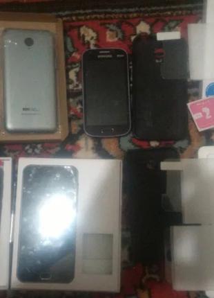 СРОЧНО. ТОРГ. (2шт) Meizu m2 mini + Samsung gt s7582 (1шт)