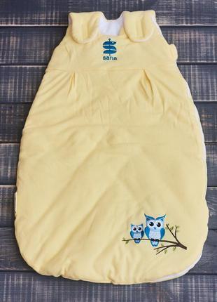 Спальный мешок (конверт) для новорожденных kolibri