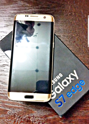 Samsung Galaxy s7 edge gold 32
