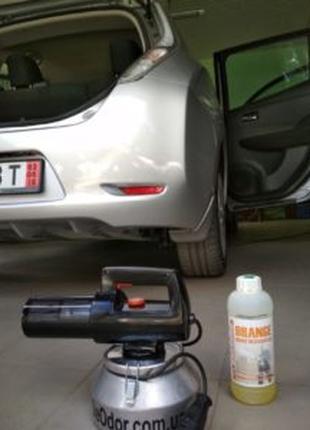 Сделаем химчистку салона Вашего автомобиля