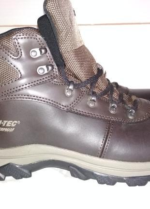 Ботинки трекинговие HI - TEC  44 размер