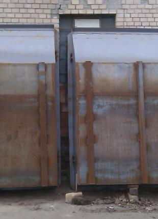 Ящик строительный, для раствора, каменщика 1,0 м3, один куб