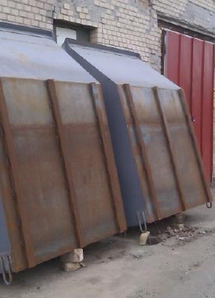 Ящик строительный, для раствора каменщика 1,5 м3, полтора куба
