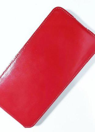 Чехол книжка Эра для Samsung G310 Galaxy Ace Style red