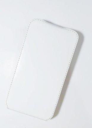 Чехол книжка Эра для Samsung J110H Galaxy J1 Ace white