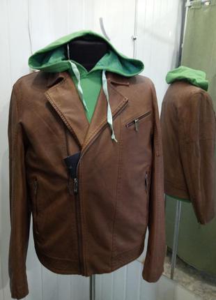 Мужская куртка-косуха