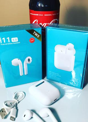 Наушники Bluetooth AirPods i11 TWS