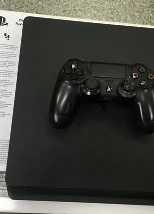 Игровая приставка SONY PS 4 Slim (CUH-2108A) 500GB