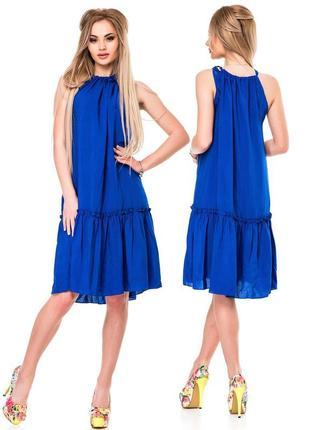 Платье, сарафан легкое и натуральное