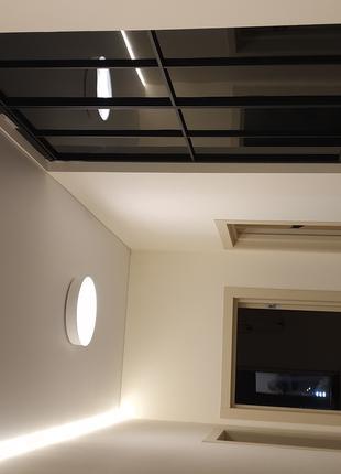 Натяжной потолок, Натяжні стеля, монтаж натяжного потолка