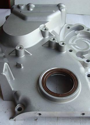Крышка двигателя Газель Волга ЗМЗ 406, 405 с сальником (пр-во Рос