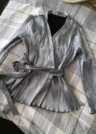 Красивая кофта накидка кардиган zara