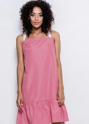 Платье сарафан натуральное