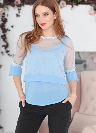 Оригинальная блуза!