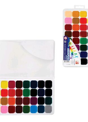 Краски акварельные медовые Луч 24 цвета