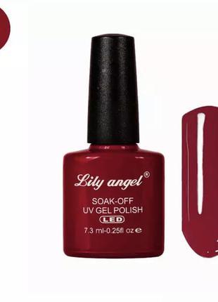 Гель лак lily angel № 4