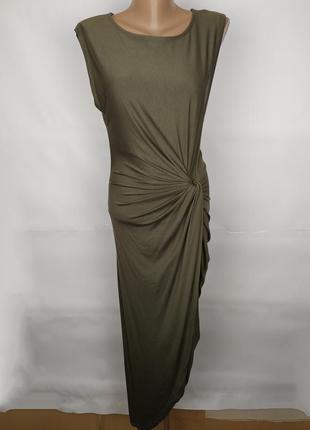 Платье новое шикарное эластичное по фигуре а-симметричное h&m ...