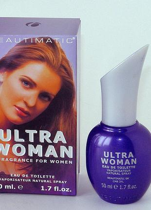 Ultra woman beautimatic (бьютиматик ультра вумен) женская туал...