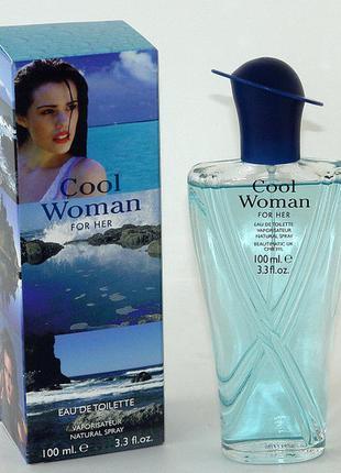 Cool lady (cool woman) beautimatic женская туалетная вода 100 ml