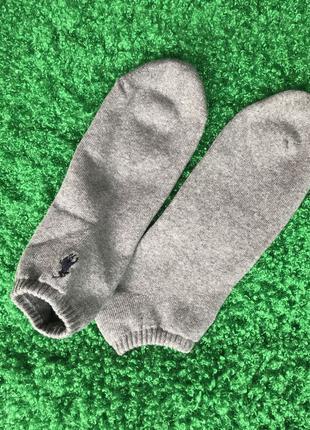 Оригинальные носки Ralph Lauren на махре