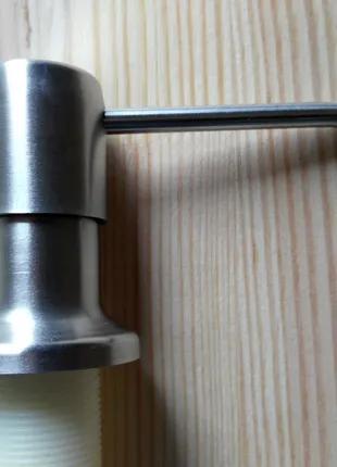 Врізний дозатор для мила, врезной дозатор мыла
