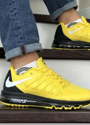 Nike Air Max 2015  жовті
