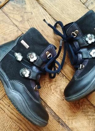 Деми ботинки richter tex,черевики,черевички,сапоги,сапожки кож...