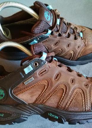 Ботинки женские трекинговые timberland gore-tex,черевики,сапоги