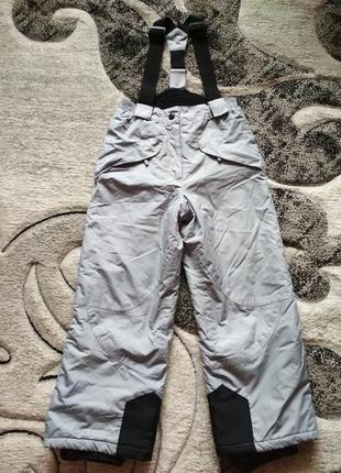 Лижні штани crane, лыжные штаны, полукомбинезон, зимний комбин...