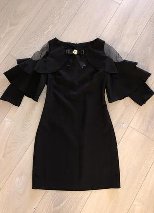 Little black dress чёрное платье