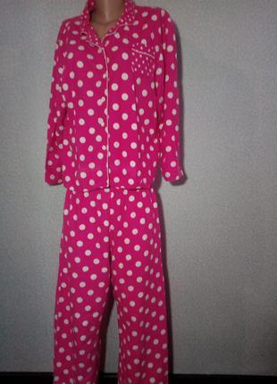 Женская байковая пижама . secret possessions