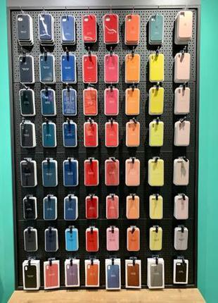 Silicone Case iPhone 5/5s/SE/6/6s/8/8plus/X/Xs/Xr/11/11pro/11p...