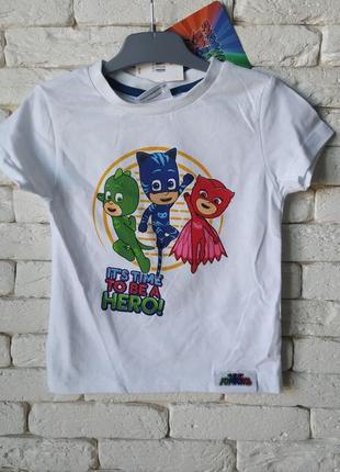 Pj masks испания герои в масках футболка