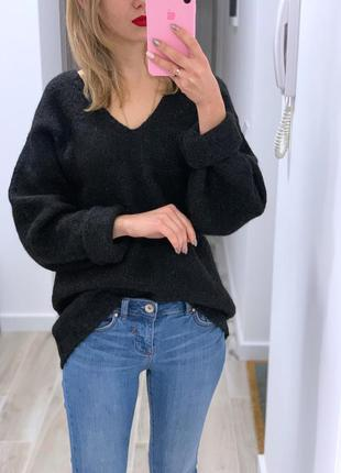 Очень тёплый свитер h&m