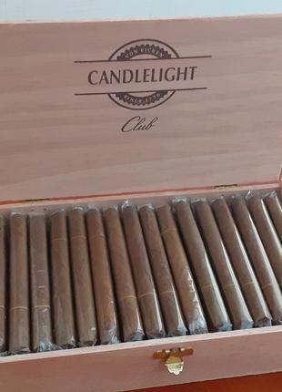 коробочка из кедра сигар