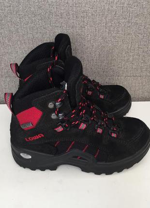 Зимові дитячі черевики lowa kody gore-tex зимние детские ботин...