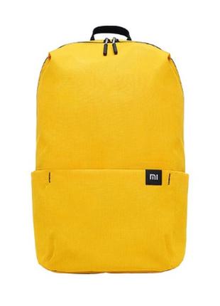 Городской рюкзак Xiaomi: Желтый