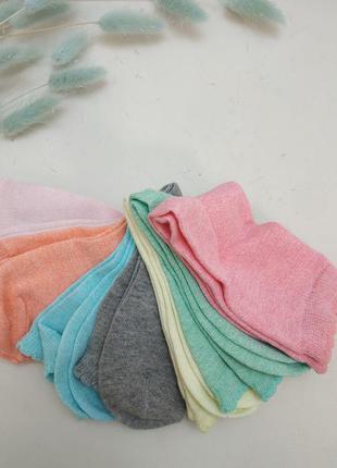 Комплект носочков primark носки для девочки