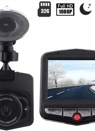 Видеорегистратор с HD разрешением Авто регистратор