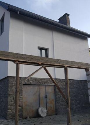 Новый дом (120м), 2 эт. 3 ком. 6 сот. Буча, 78 000 у.е.