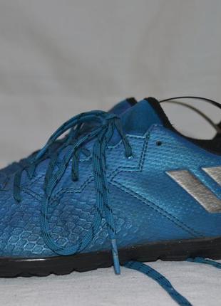 Adidas 38.5р сороконожки бутсы буцы футзалки. 2016г.в