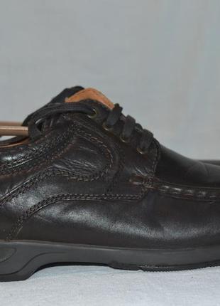 Brimestone 44р туфли ботинки кожаные, мокасины. мужские