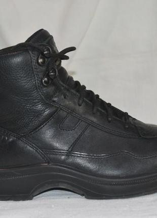 Haix 37-38р кожаные ботинки берцы,тактические. gore-tex. женские