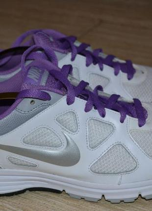 Nike revolution 42.5р кроссовки кожаные. оригинал
