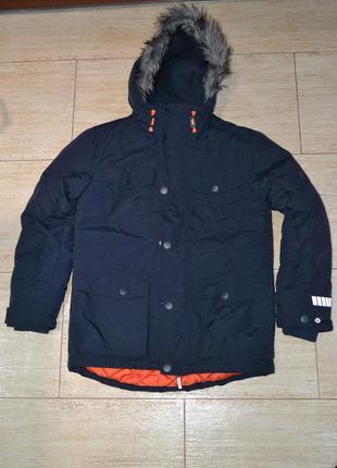 Next 12y 152см куртка демисезон-еврозима. парка. оригинал.
