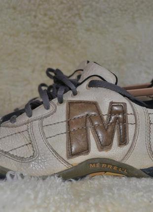 Merrell 44.5р туфли ботинки кожаные демисезон . оригинал