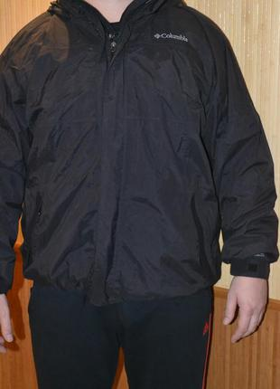 Columbia xl куртка ветровка штормовка. курточка мужская. ориги...